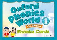 Oxford Phonics World 1 The Alphabet Phonics Cards