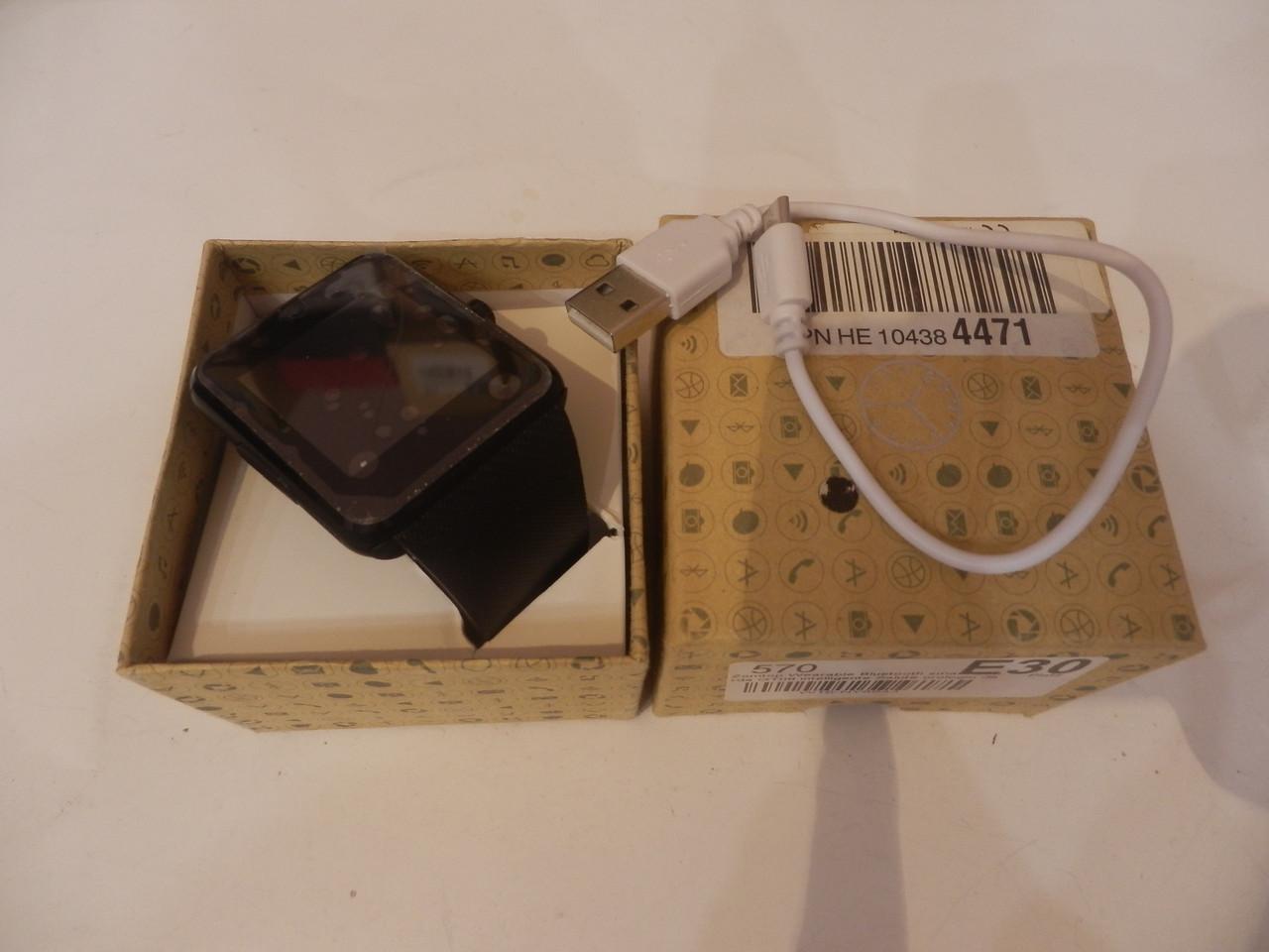 Смарт часы Smart watch zomtop wearable GT08 №274Е