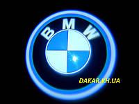 Проектор логотипа BMW в автомобильные двери БМВ
