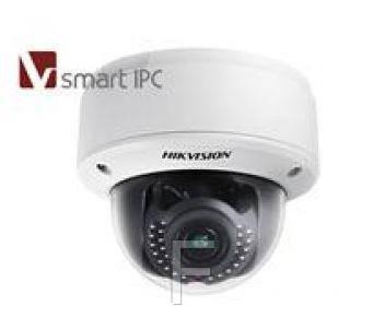 2 Мп интеллектуальная сетевая купольная камера Hikvision IDS-2CD6124FWD-IZ / H (2.8-12MM)