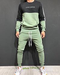 Мужской спортивный костюм пд741