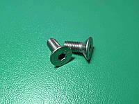 Винт ( болт ) DIN 7991 A2 M5 12 мм нержавейка с внутренним шестигранником