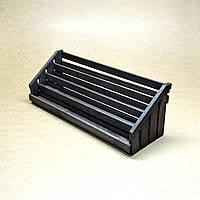 Органайзер для гель-лаков 75шт венге