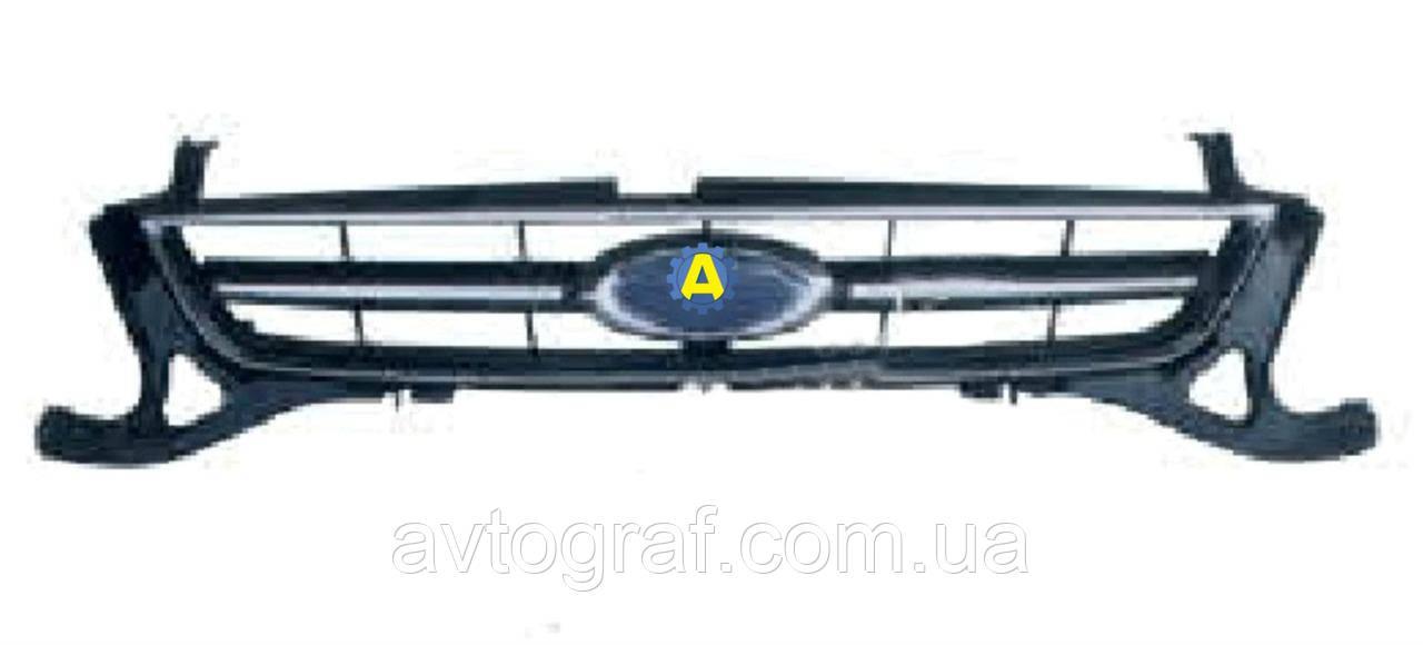 Решетка радиатора на Форд Мондео (Ford Mondeo) 2010-2014