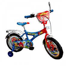 """Велосипед Angry Birds 16"""""""