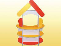 Ігрова стінка Магазин (1064*600*1574 h) для дитячого садка