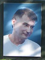 Портрет на камне кладбище