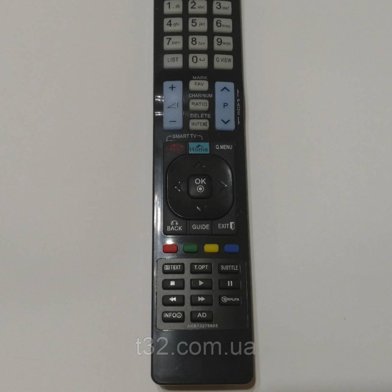 Пульт для телевизора LG AKB73275605 Smart