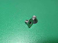 Винт ( болт ) DIN 7991 A2 M4 6 мм нержавейка с внутренним шестигранником
