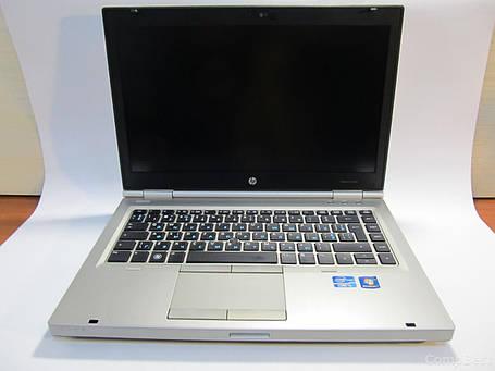 "HP EliteBook 8460p / 14"" TFT (1600x900) / Intel® Core™ i5-2540M (2 ядра (4 потока) по 2.6 - 3.3 GHz) / 8 GB DDR3 / 320 GB HDD / Wi-Fi, Bluetooth,, фото 2"