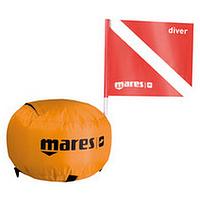 Буй для подводной охоты Mares Tech Sphere