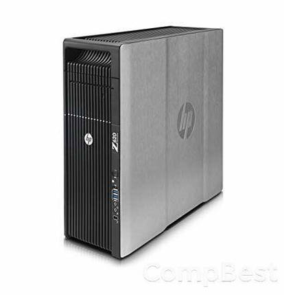 HP Z620 Workstation / Intel Xeon E5-2609 (4 ядра по 2.4 GHz) / 8 GB DDR3 / 250 GB HDD / nVidia Quadro, фото 2