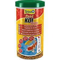 Tetra Pond Koi Sticks корм для карпов кои в палочках, 1 л, фото 1