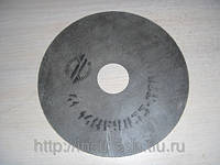 Круг отрезной вулканитовый армированый 400х4х32 14А (ИАЗ)