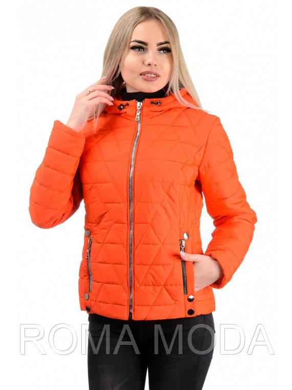 Куртка женская демисезонная молодежная в 5ти цветах №233