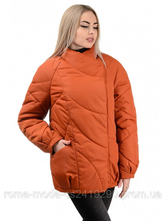 Куртка женская демисезонная модная в 3х цветах №237