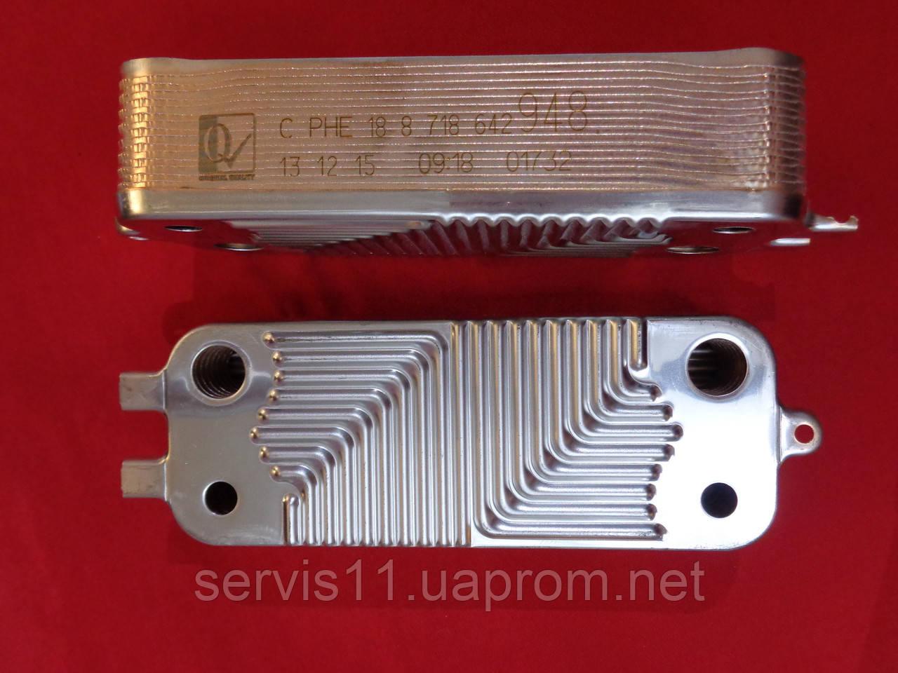 Теплообменник buderus купить Кожухотрубный испаритель Alfa Laval DES 175 Калининград