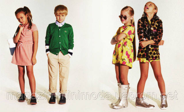 """Что такое """"детская мода""""?"""