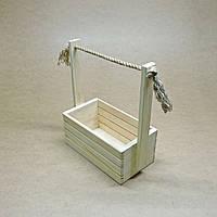 Подарочная корзинка Бейкер без отделки