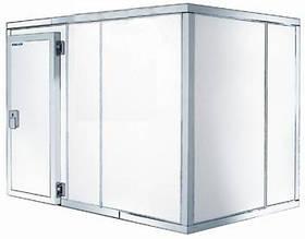 Холод. Камера 3,67 куб. +5С...-18С Холодильная камера POLAIR Standard КХС80-3,67/2,2 от +5С до -18С цццццц