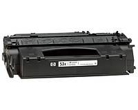 Картридж первопроходец HP Q7553X аппаратов НР LJ P2014/ P2015/ M2727nf