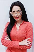 Очки солнцезащитные женские, Новинки 2019,модель бабочка, фото 1