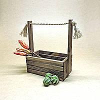 Подарочная корзинка Бейкер капучино