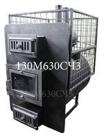 Печь банная парАвоз 130М630СЧ3, фото 1