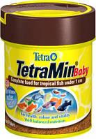 Корм TetraMin Baby 66ml обогащенный протеином для мальков (764804)
