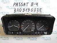 Панель приборов Passat B4, Пассат Б4 3A0919033E