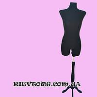 Манекен портной женский пенопластовый для шитья
