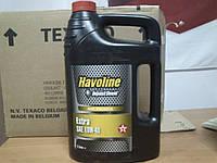 Моторное масло Texaco Havoline EXTRA 10W-40, 5 литров