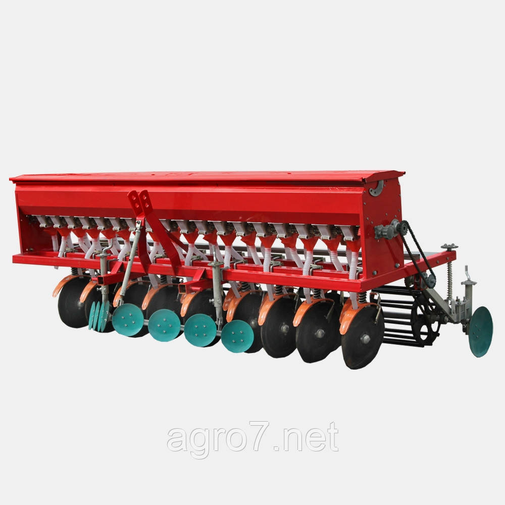 Сеялка зерновая СЗ-20 Люкс