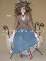 Кукла фарфоровая Eleonora