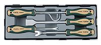 Набор для снятия обшивки 9 пр., FORCE T905M2.