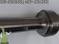 Вал к зерновому экструдеру 19 мм, оригинальные запчасти зернового екструдера вал купить