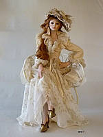 Кукла фарфоровая Luisanna