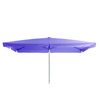 Зонт торговый, квадратный, 3х3 метра