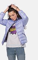 Женская фиолетовая куртка MR520 MR 202 2940 0219 Lilac