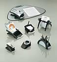 Подставка VEGAS настольная со скотчем DURABLE черная, фото 4