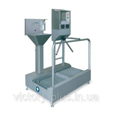 Модульная Система Гигиены MHS-BASIC, Roser, Испания
