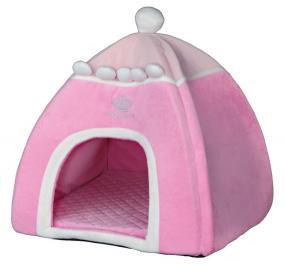 """Trixie Лежак-будиночок для """"Моя принцеса"""" 40х42х40см, рожевий"""