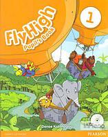 Danae Kozanoglou Fly High 1 Pupil's Book + CD