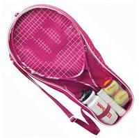 Набор для большого тенниса WILS  STARTER SET 25