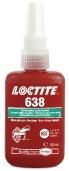 Анаэробный вал-втулочный фиксатор высокой прочности Loctite 638 (10 мл.) - ООО «ТЕХНОХИМ ГРУПП» в Запорожье