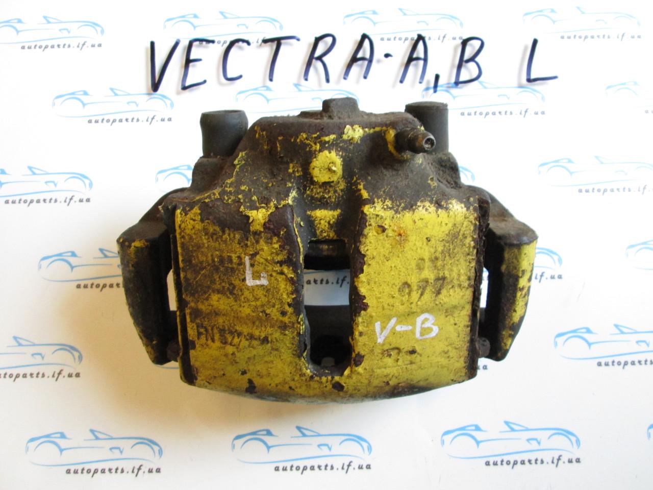 Суппорт передний левый Vectra A, Вектра А