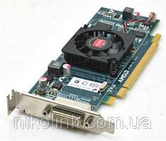 Видеокарта AMD Radeon HD6350 512MB (DMS59-->DVI или VGA), б/у
