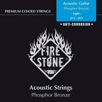 Струни для акустичної гітари Gewa FireStone Set Phosphor Bronze Light 665620