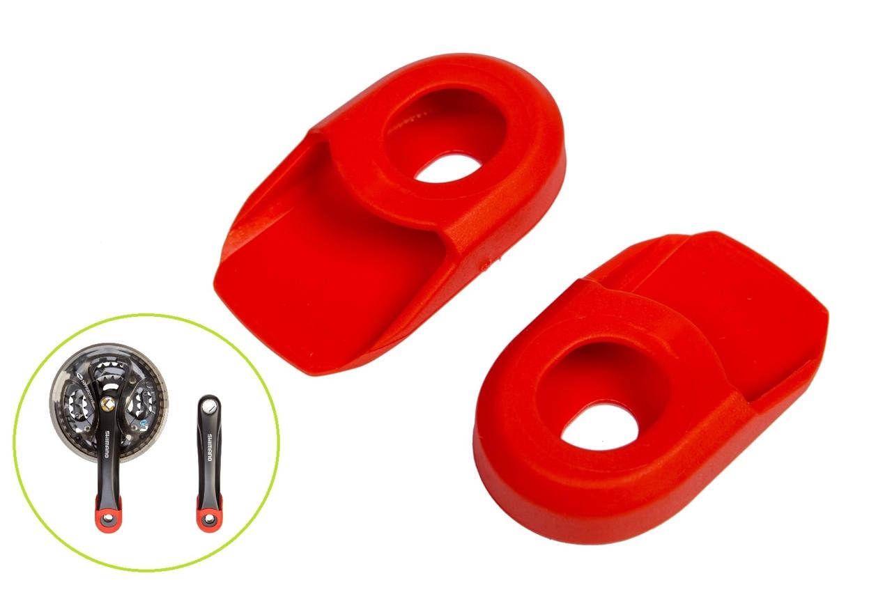 Защита лапки шатуна PVC (красный)