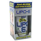 Жиросжигатель Lipo-6 maximum strength (120 капс.) NUTREX, фото 4